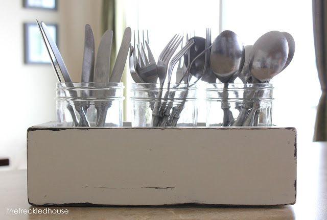 Buffet Silverware Holder - Interior Design 3d •
