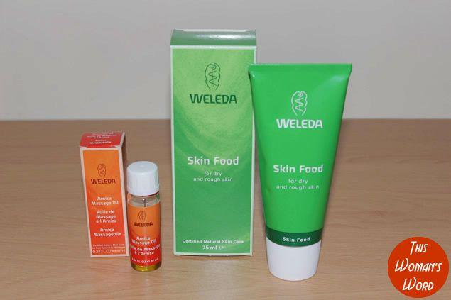 weleda skin food recension