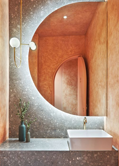 Photo of Notus Notes: Powder Room | NOTUS Architects