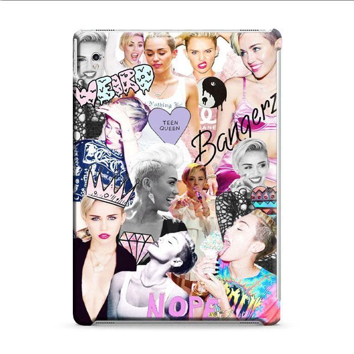 Miley Cyrus Photo Collage iPad Pro 9.7 3D Case