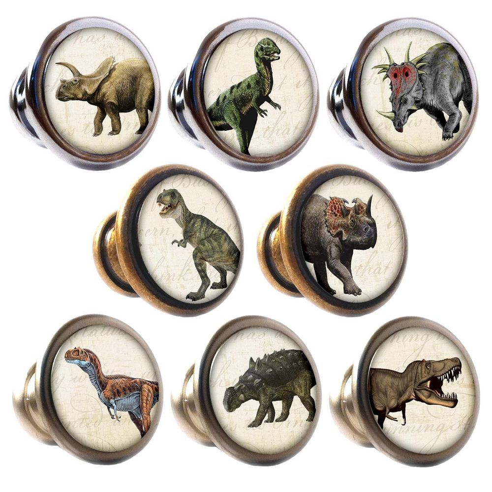 Home music studio design-ideen zinc alloy knobs dinosaurs mm cupboard drawer door handles decorated