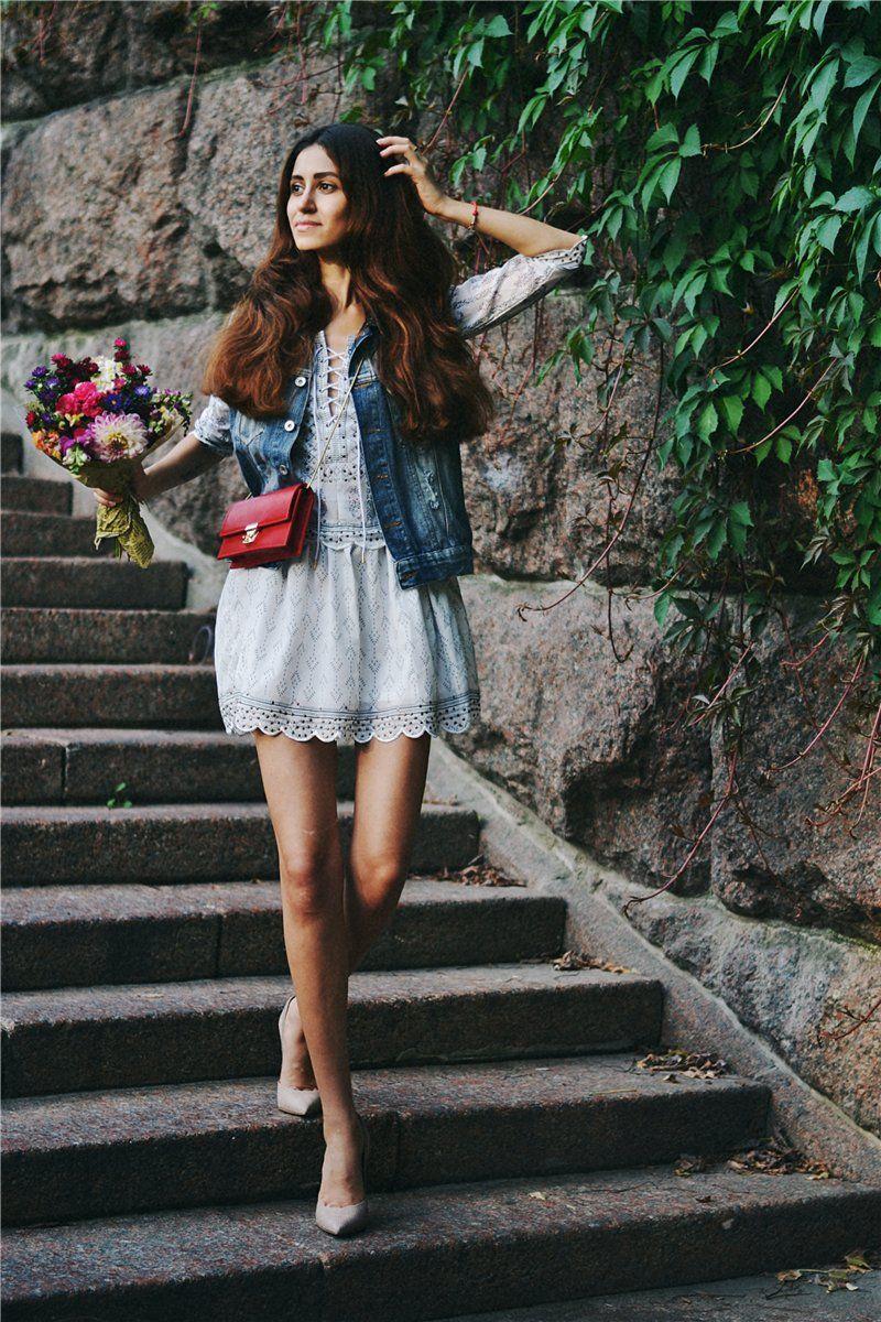 Tina Sizonova / Flowers fade, but you never will //  #Fashion, #FashionBlog, #FashionBlogger, #Ootd, #OutfitOfTheDay, #Style
