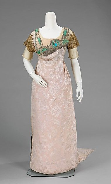 Simcox | Evening dress | American by Simcox  1912