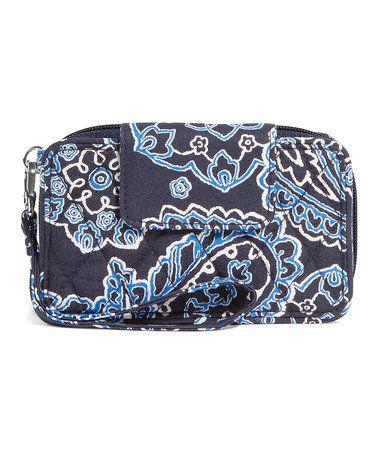 Love this Blue Bandanna 2.0 Smartphone Wristlet on #zulily! #zulilyfinds