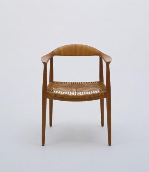 Hans Wegner, The Chair, armchair, 1949