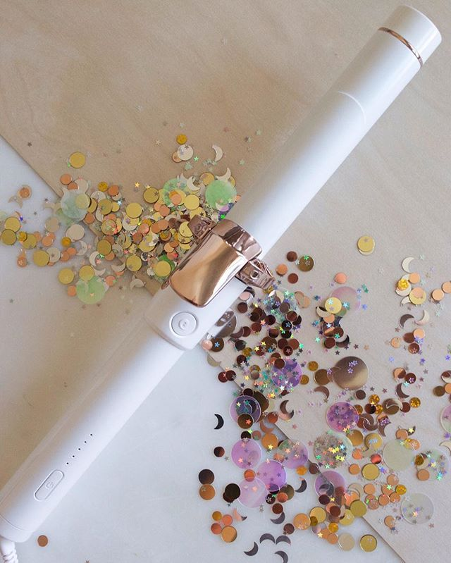 Your sparkle has not gone unnoticed. Shine on with the Twirl 360. #T3Micro