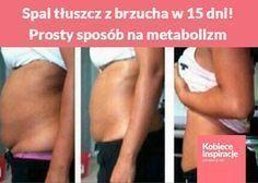 Spal tłuszcz z brzucha w 15 dni! Prosty sposób na metabolizm | Kuchnia | Zdrowe napoje, Zdrowe ...