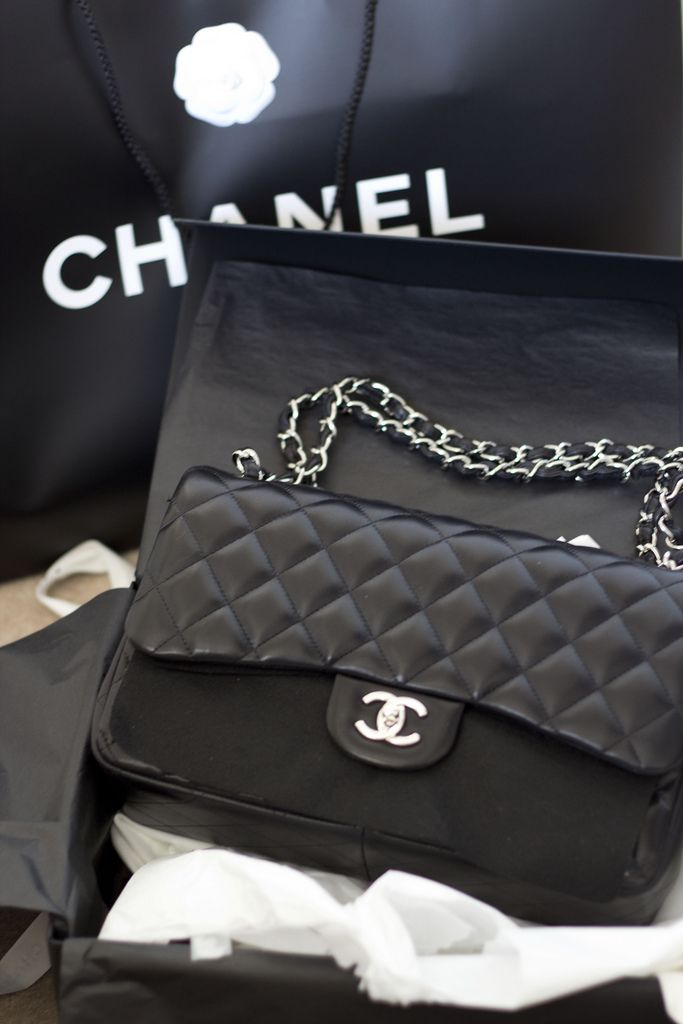 Instant Reveal - My first Chanel  3 - PurseForum   bags   Chanel ... 02bf360bb2