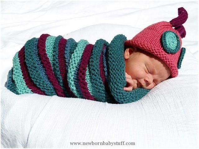 Child Knitting Patterns Child Cocoon Knitting Sample Ravelry Baby ...