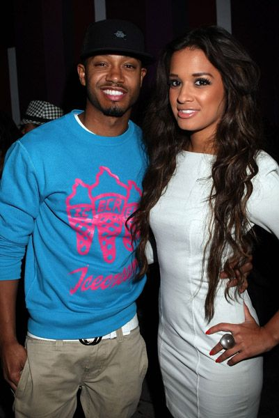 are rocsi and terrence j dating