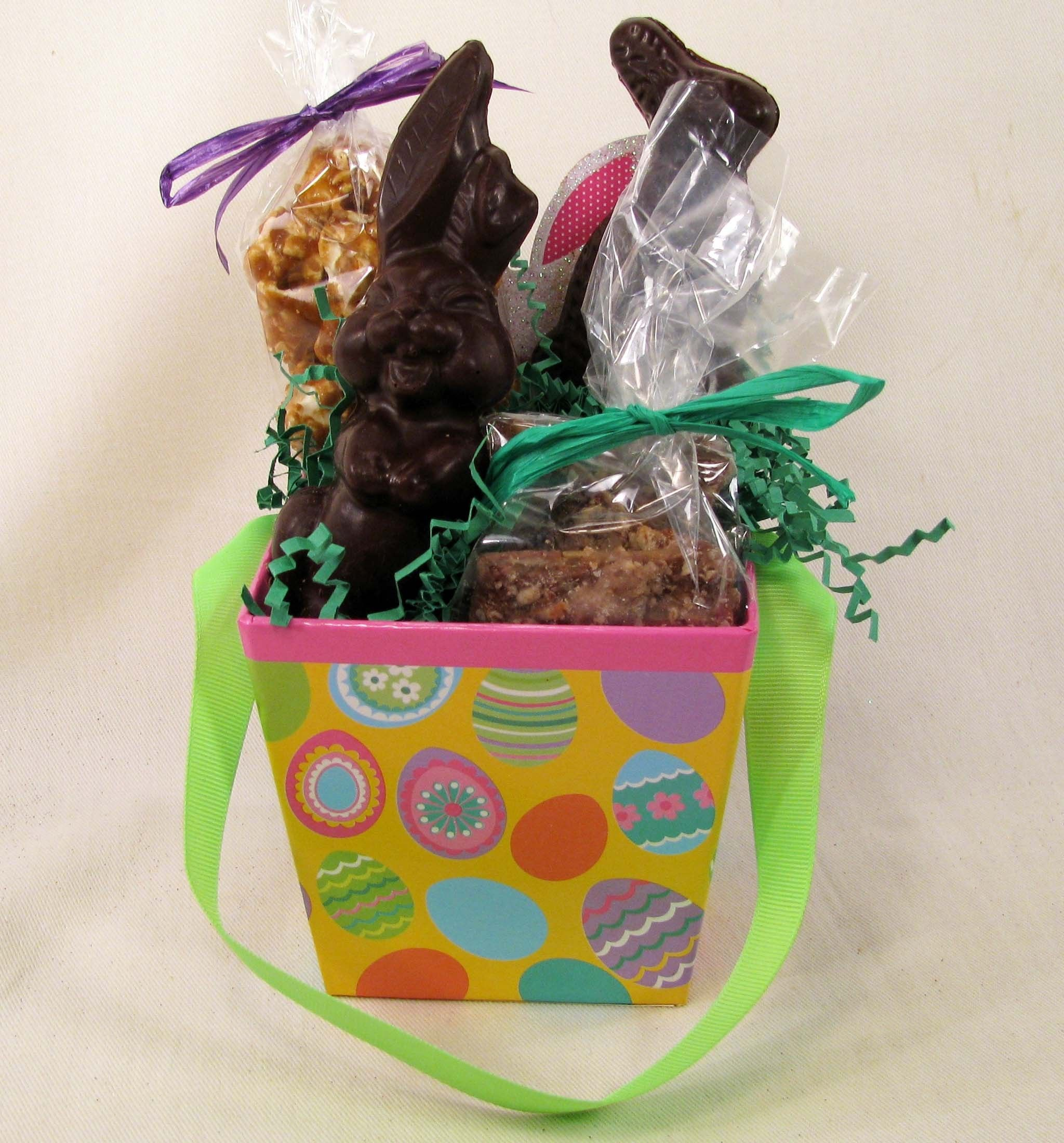 Vegan gourmet easter bunny basket our decadent gourmet vegan vegan gourmet easter bunny basket our decadent gourmet vegan easter bunny basket is filled with our negle Gallery