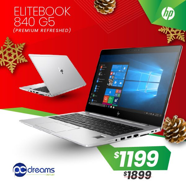 HP refurbished laptops and desktop in Singapore at the