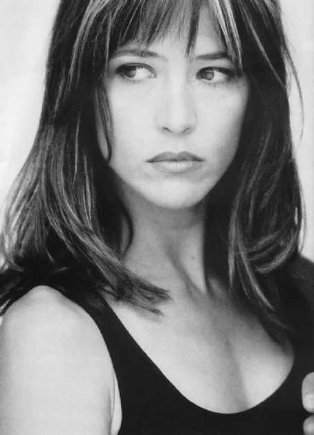 stunner Sophie Marceau Classic French icons