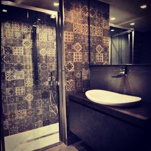 #porcelanosa #flaminia #design #tile #bathroom #shower #bath #architecture #piemme #archiatelier @porcelanosa_grupo @archi_atelier by fissoreceramiche