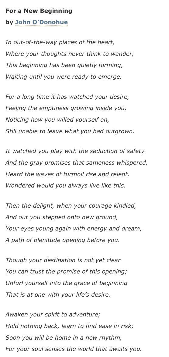 John O Donohue Poems 6