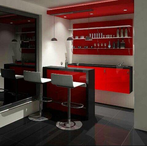 Mueble Bar · Home Bar DesignsSmall ...