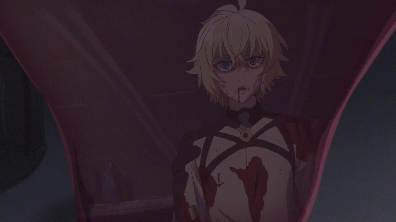 Seraph of the End, Owari no seraph - Mikaela Hyakuya ...