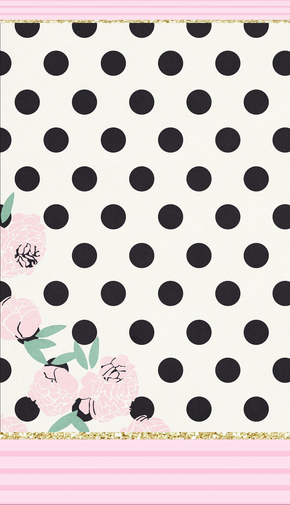 Pattern, Polka dot, Design, Pattern, Circle, Black-and ...