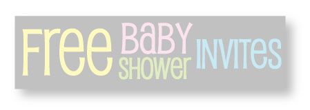1000 images about baby shower – Free Baby Shower Downloadable Invitation Templates
