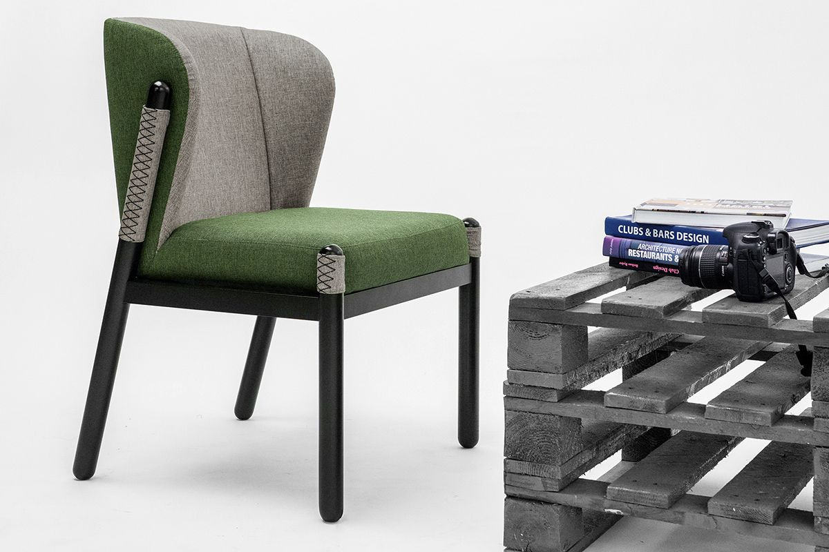 La Chaise Katana Inspiree De La Culture Japonaise Par Pavel Vetrov Blog Esprit Design Mobilier De Salon Mobilier Design Mobilier
