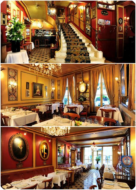 Le Procope Paris Fr Paris Restaurants Paris Cafe Cafe Restaurant