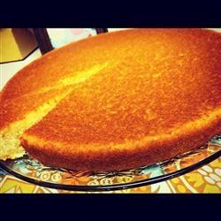 Bajan Sponge Cake Recipe