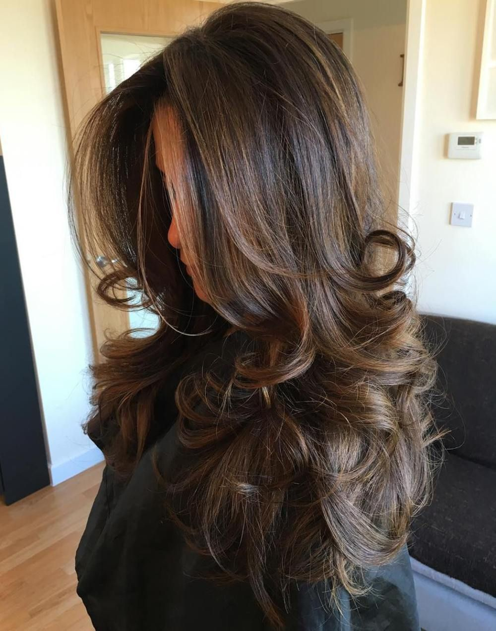 Look - Cut hair prom inspiration video