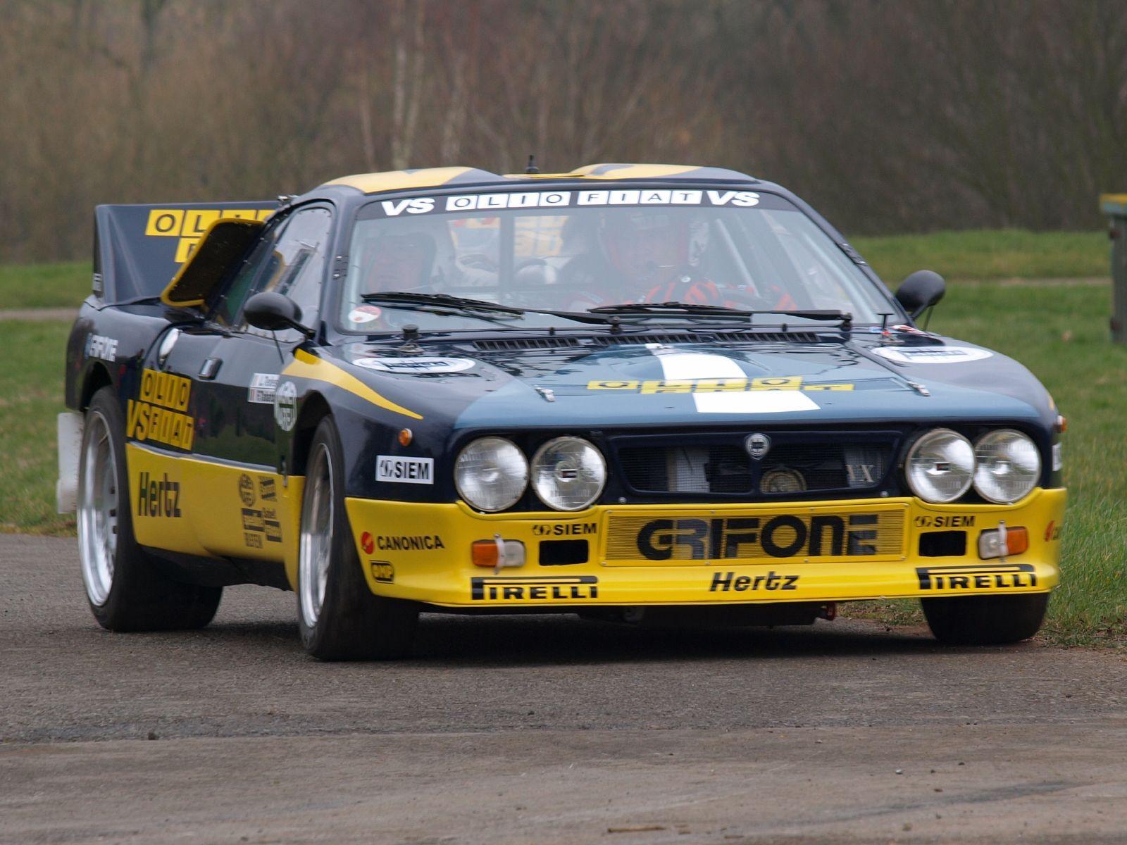 Lancia 037 Rally - Rally Car - Grifone - OiloFIAT | Forza - Lancia ...