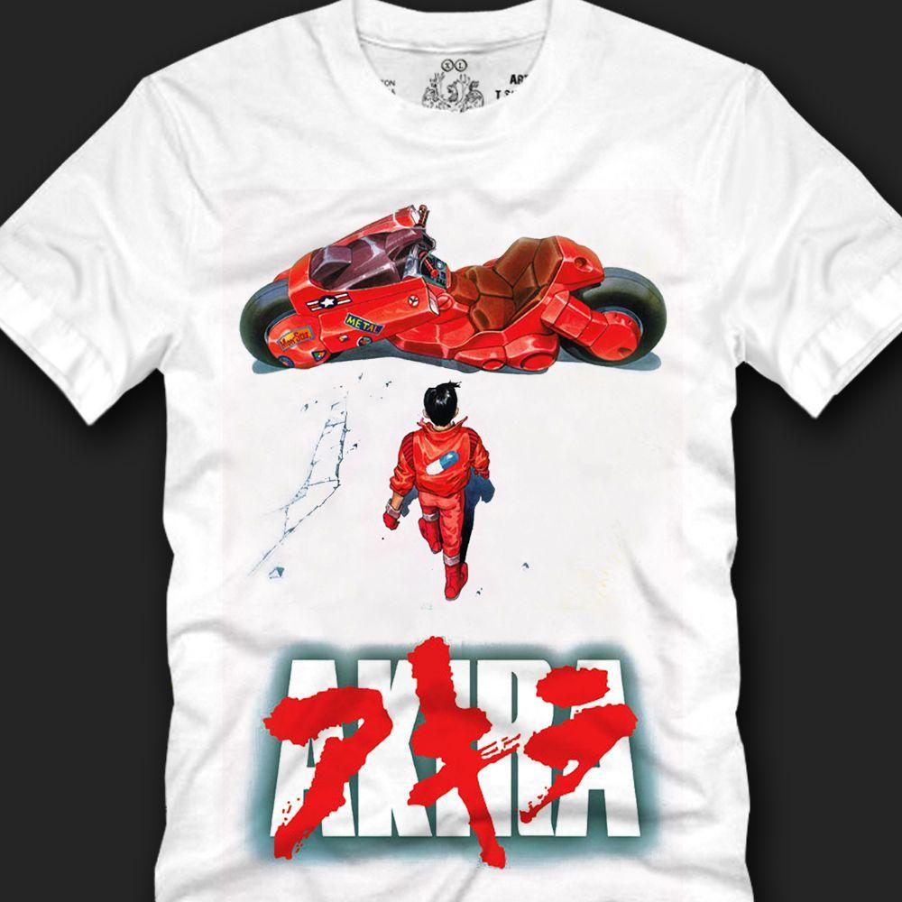 Design shirt japan - Men S T Shirts Sensual Style Unique Design Cotton Japan Retro Manga Akira Copy