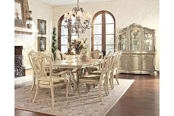 The Ortanique Dining Table from Ashley Furniture HomeStore (AFHS