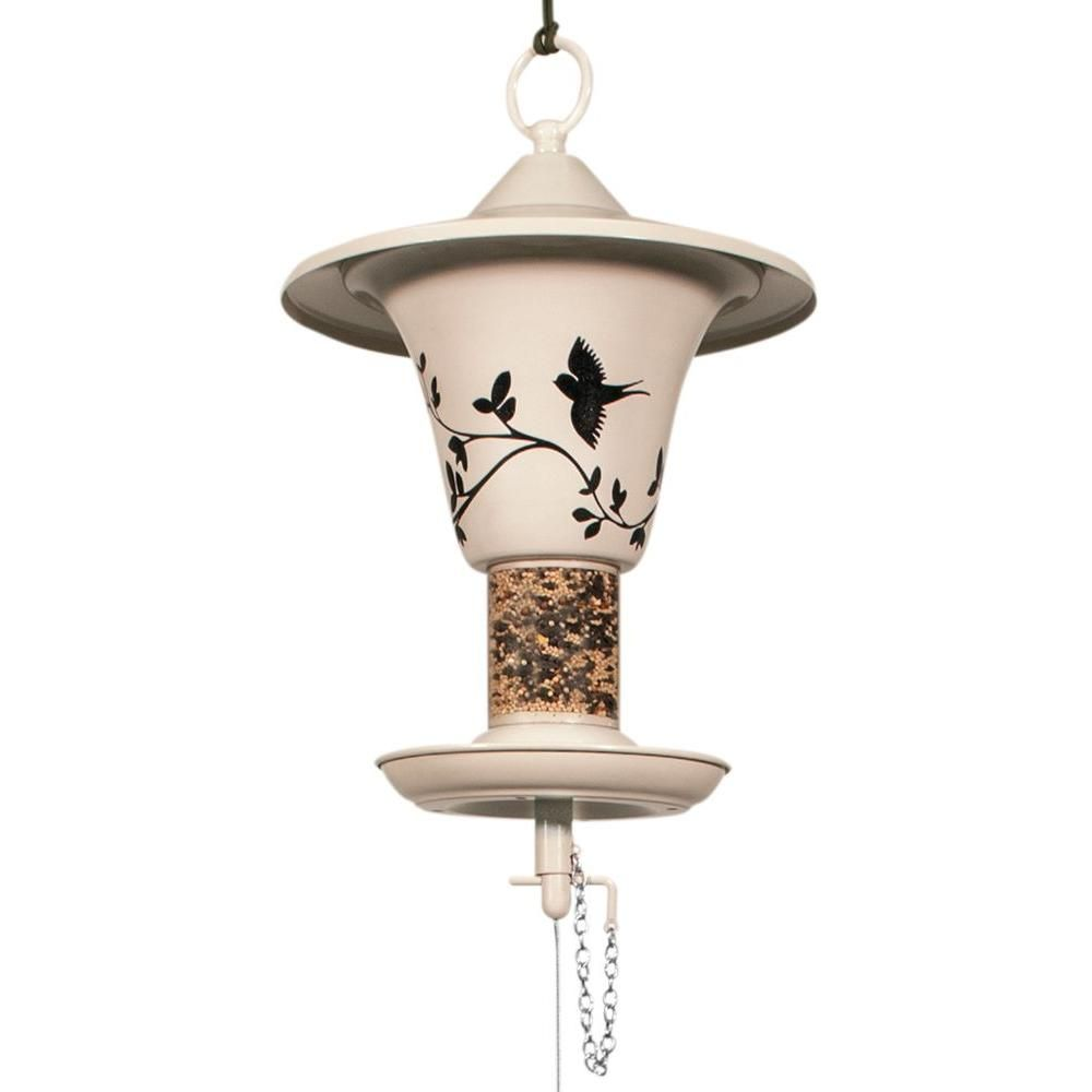 The EffortLess Birdfeeder 800 Series Bell Shaped Mix Seed