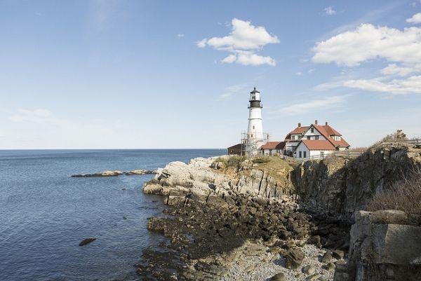 Planning A Destination Wedding In Maine