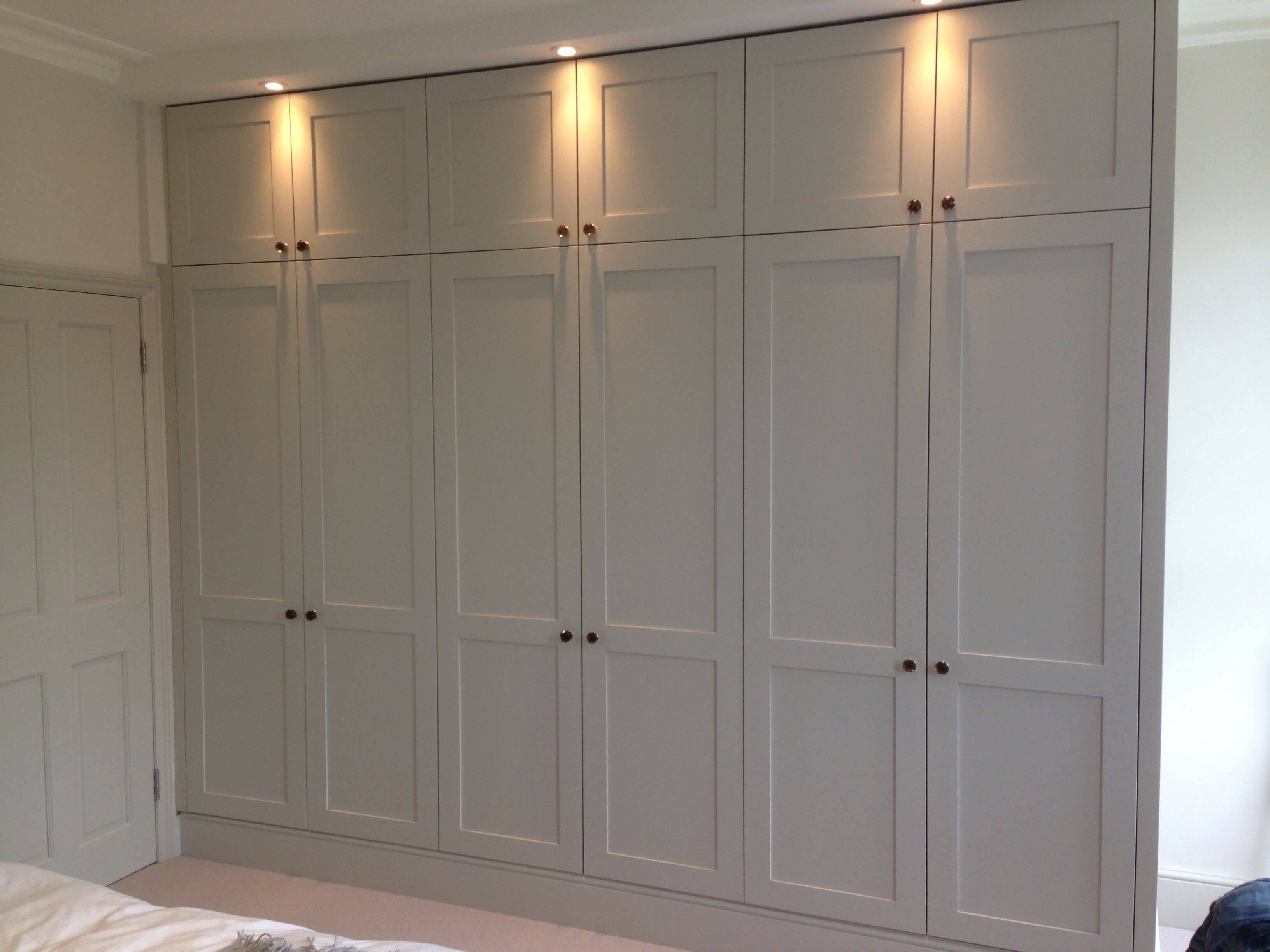Bespoke Fitted Wardrobe By Fine Balance Carpentry In
