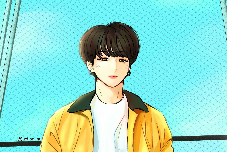 jungkook fanart ♡ Bts