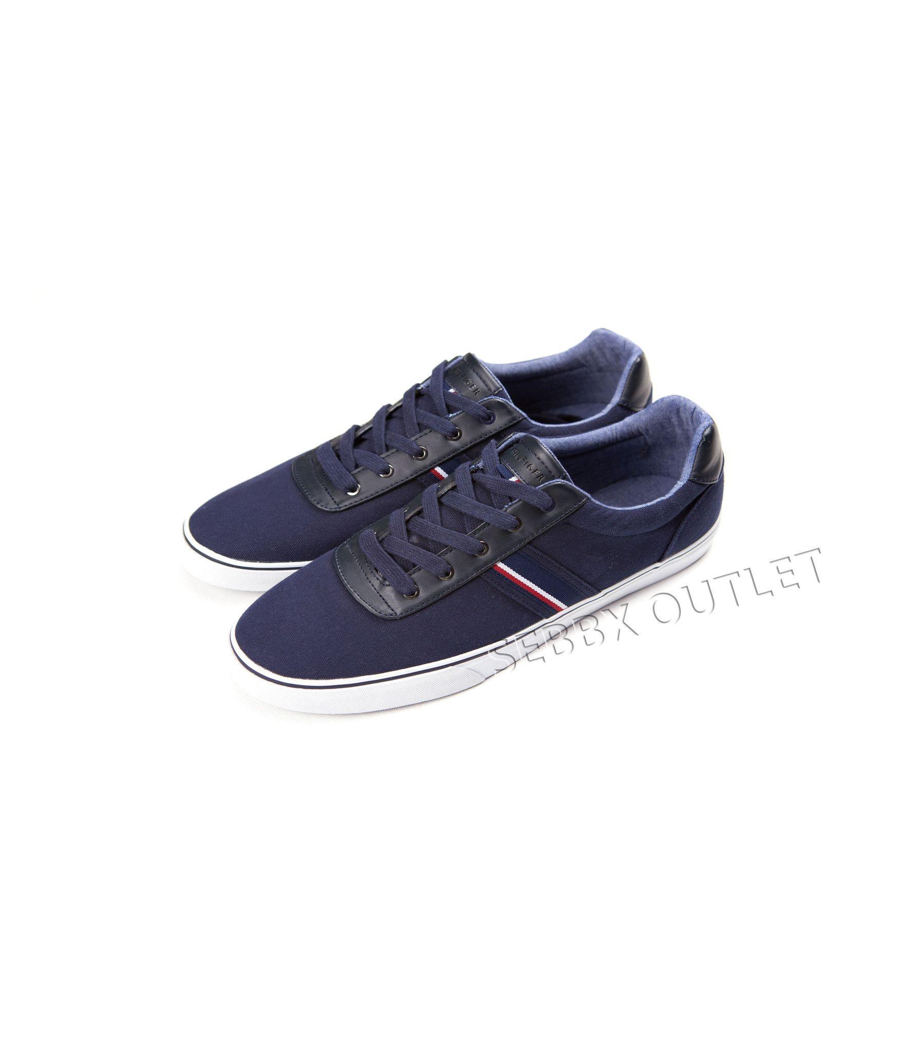 ebab92d01 Tommy Hilfiger Sneakers Phoenix Dark Blue Lace Up Shoes