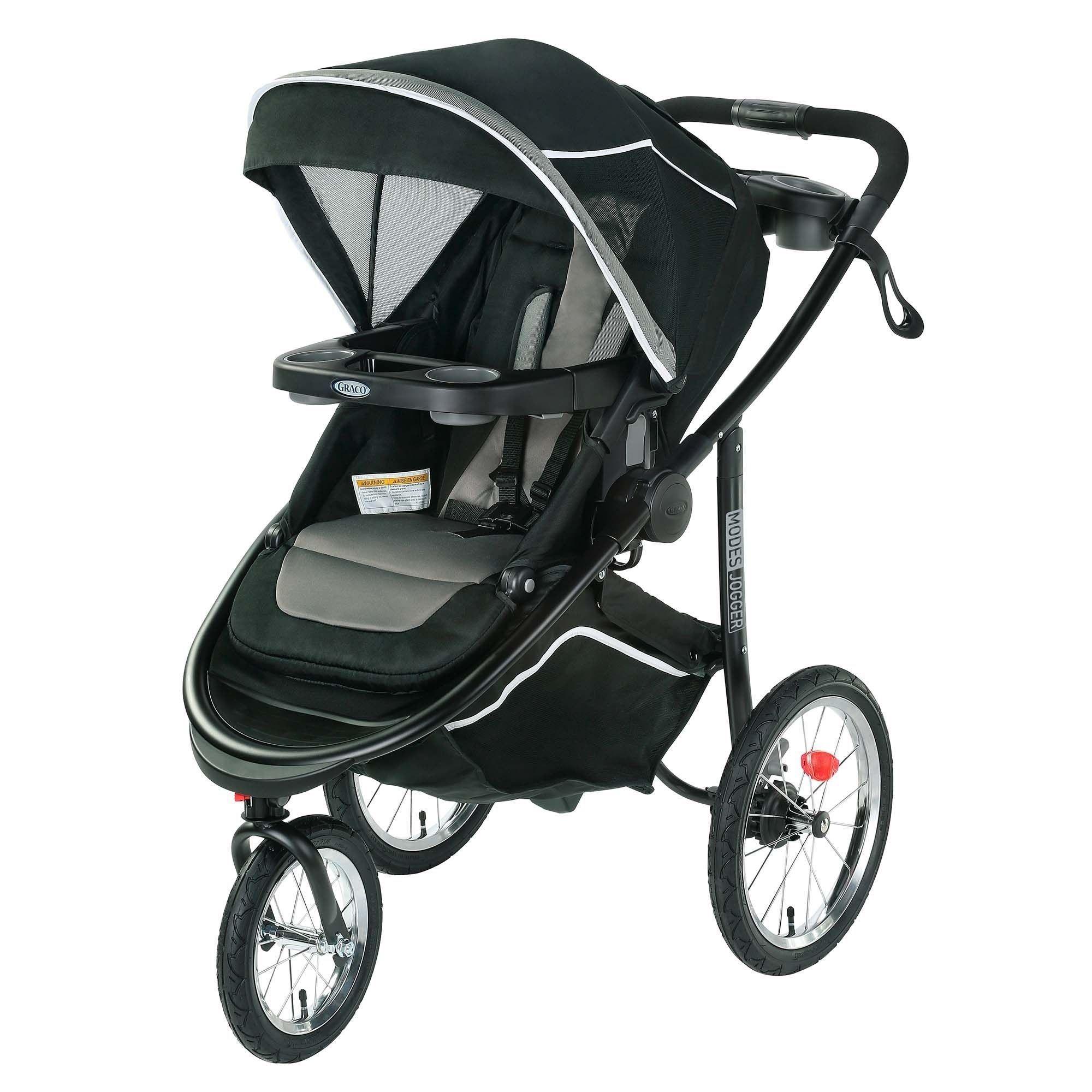 Graco Modes Jogger Stroller, Binx, Gray Jogging stroller