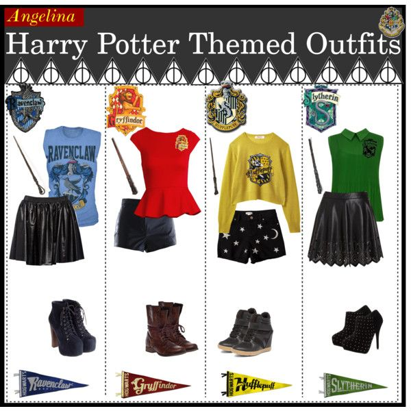 Harry Potter Themed Outfits Google Search Kassie 39 S