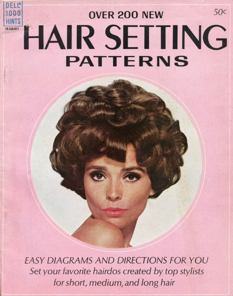 Hair setting patterns