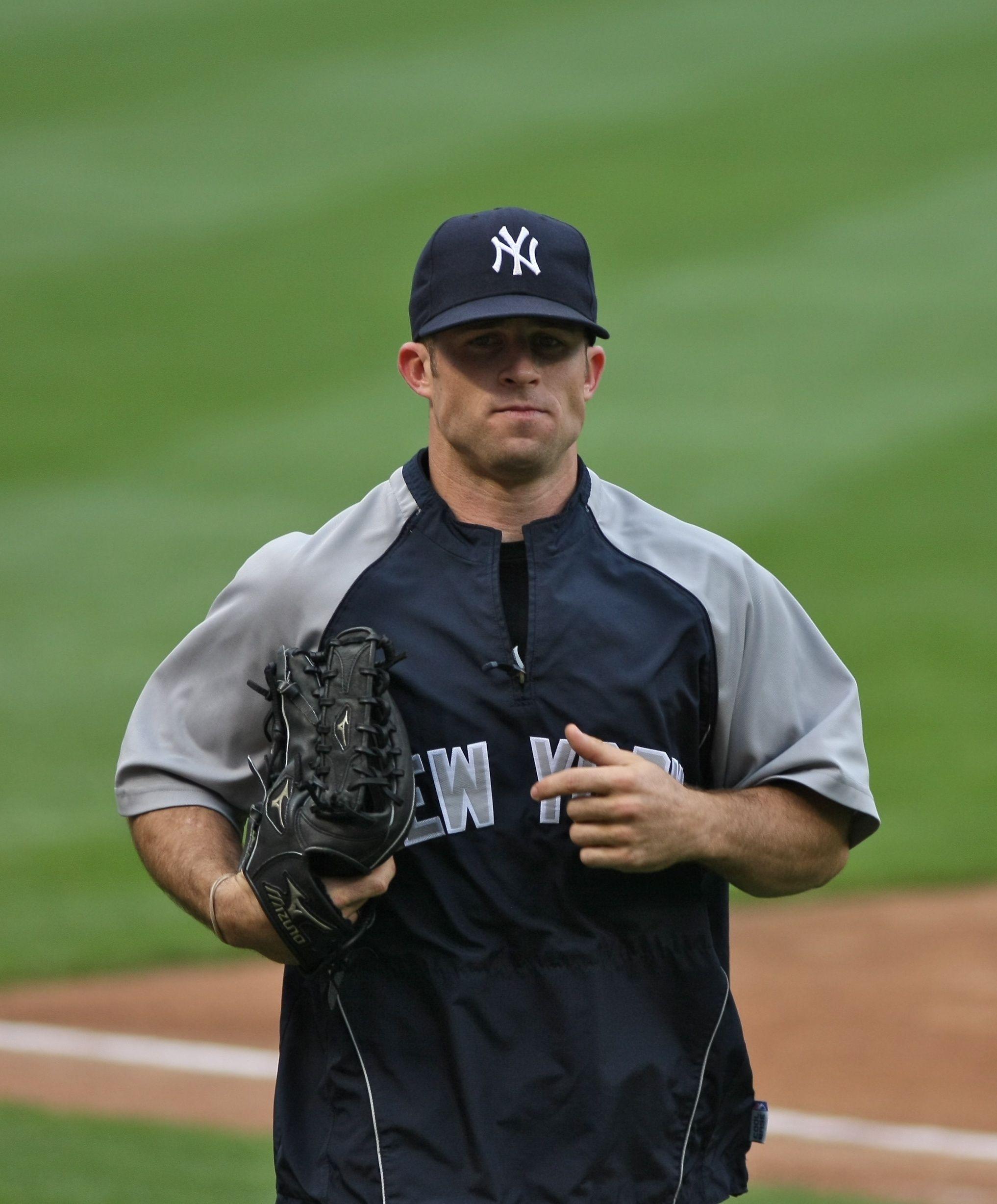 Brett Gardner Wikipedia Brett Gardner New York Yankees Ny Yankees