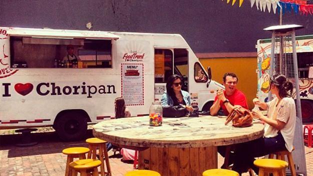 Por el alto precio del suelo en Bogotá, crece el negocio de los 'Food Trucks' | La República
