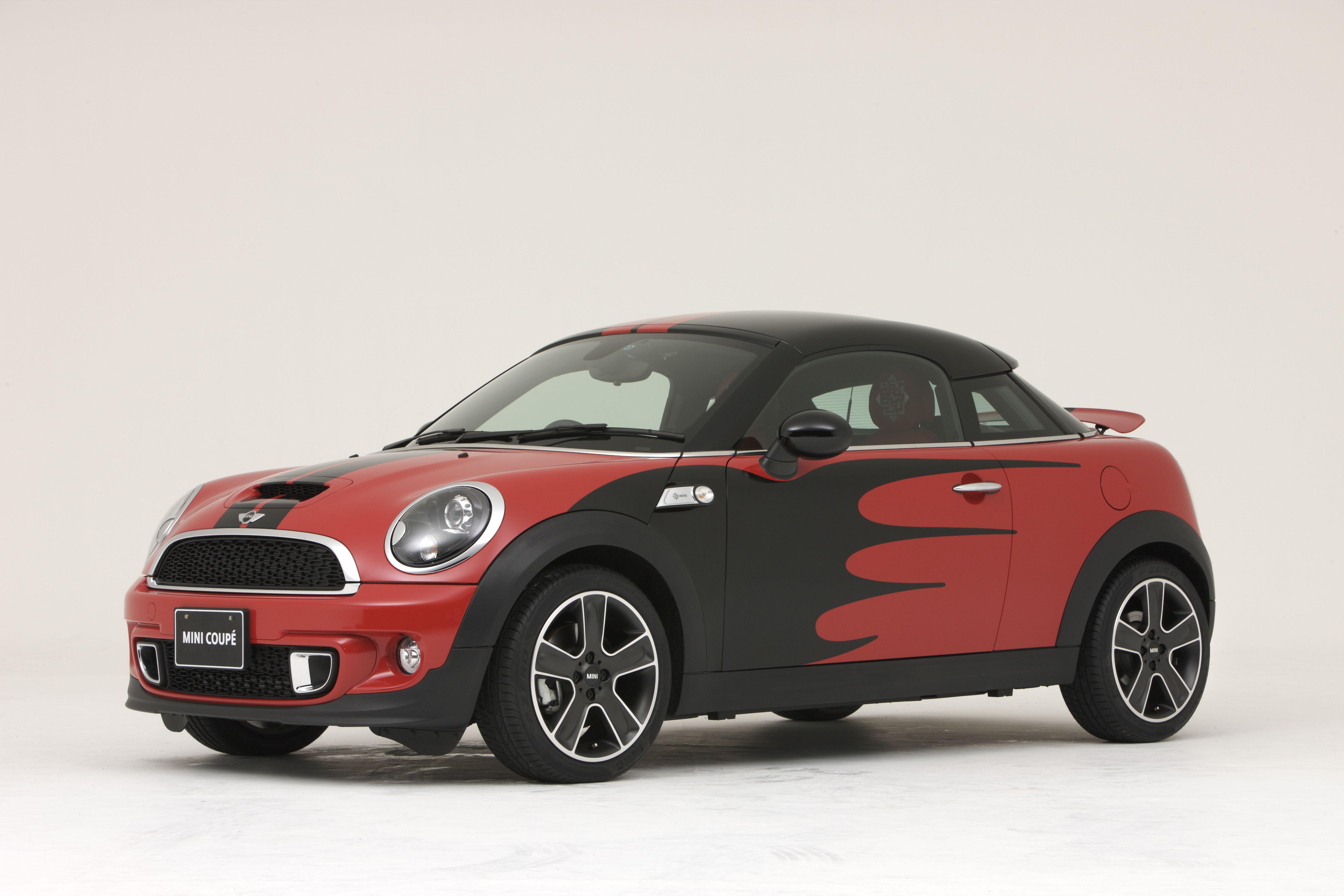 New Mini Collaboration Models Facebook Mini Coupe Mini Driver Mini Cooper