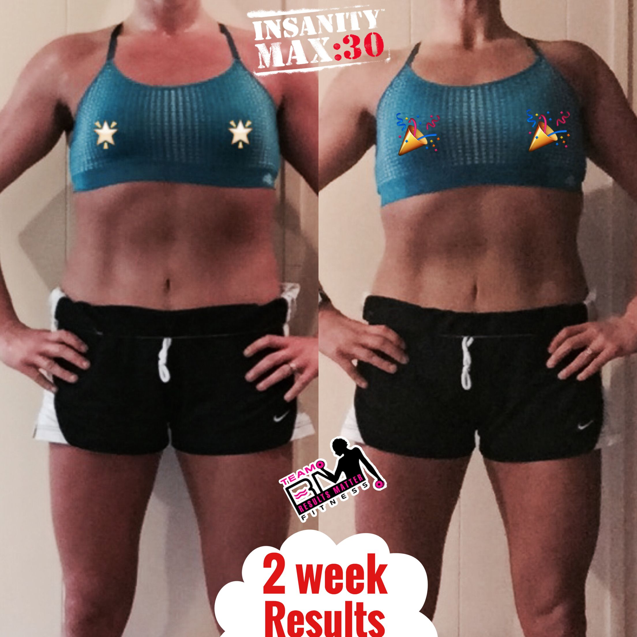2 week insanity Max 30 / PALEO results | Insanity Max 30