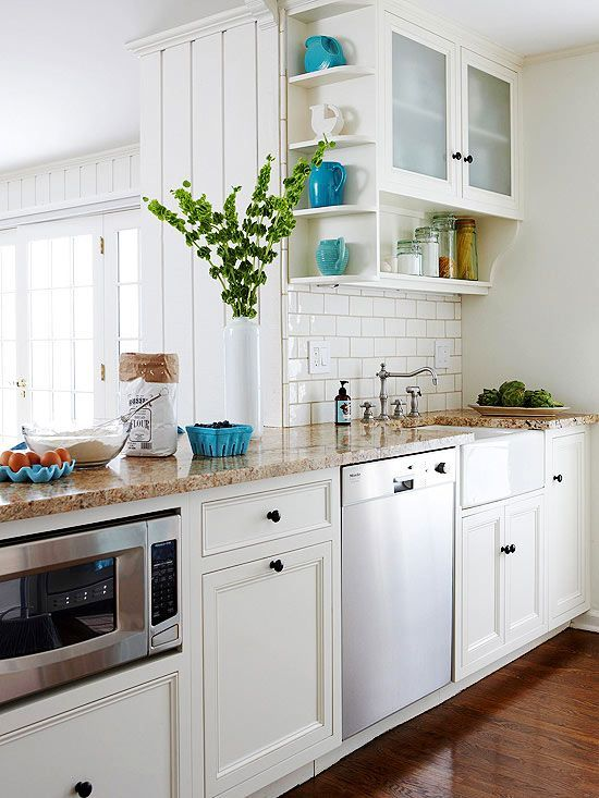 """Kitchen Cabinet End Shelf  Sewing """"room""""  Pinterest  Shelves Enchanting Decorative Kitchen Shelves Inspiration"""