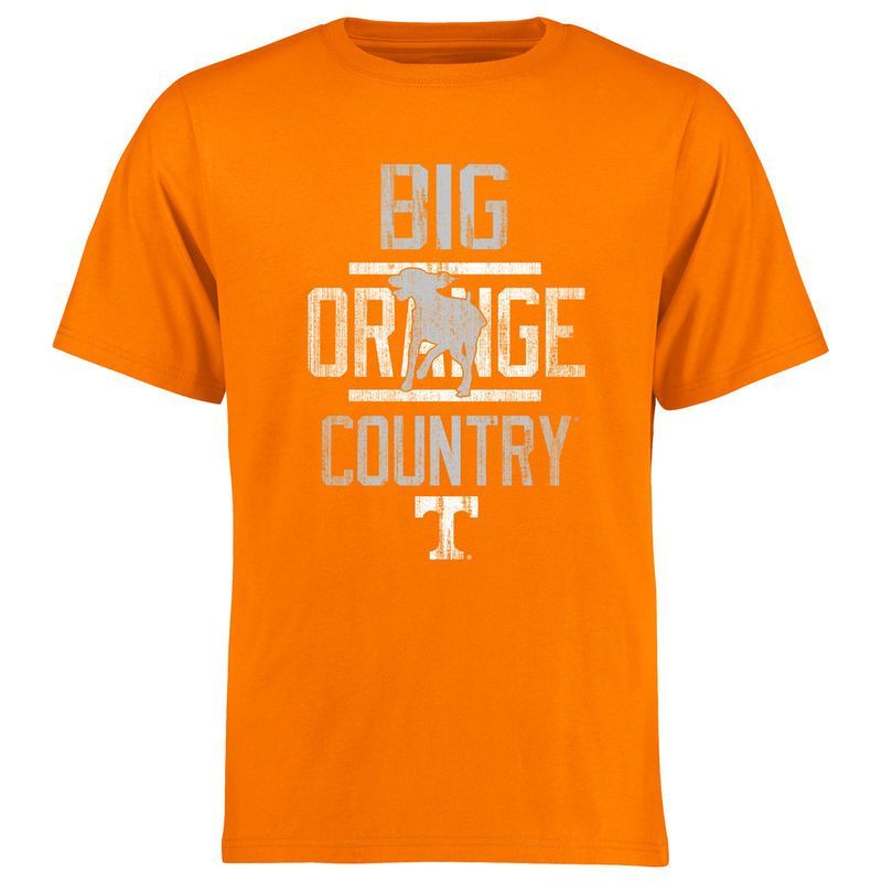 Tennessee Volunteers Institution T-shirt - Tennessee Orange