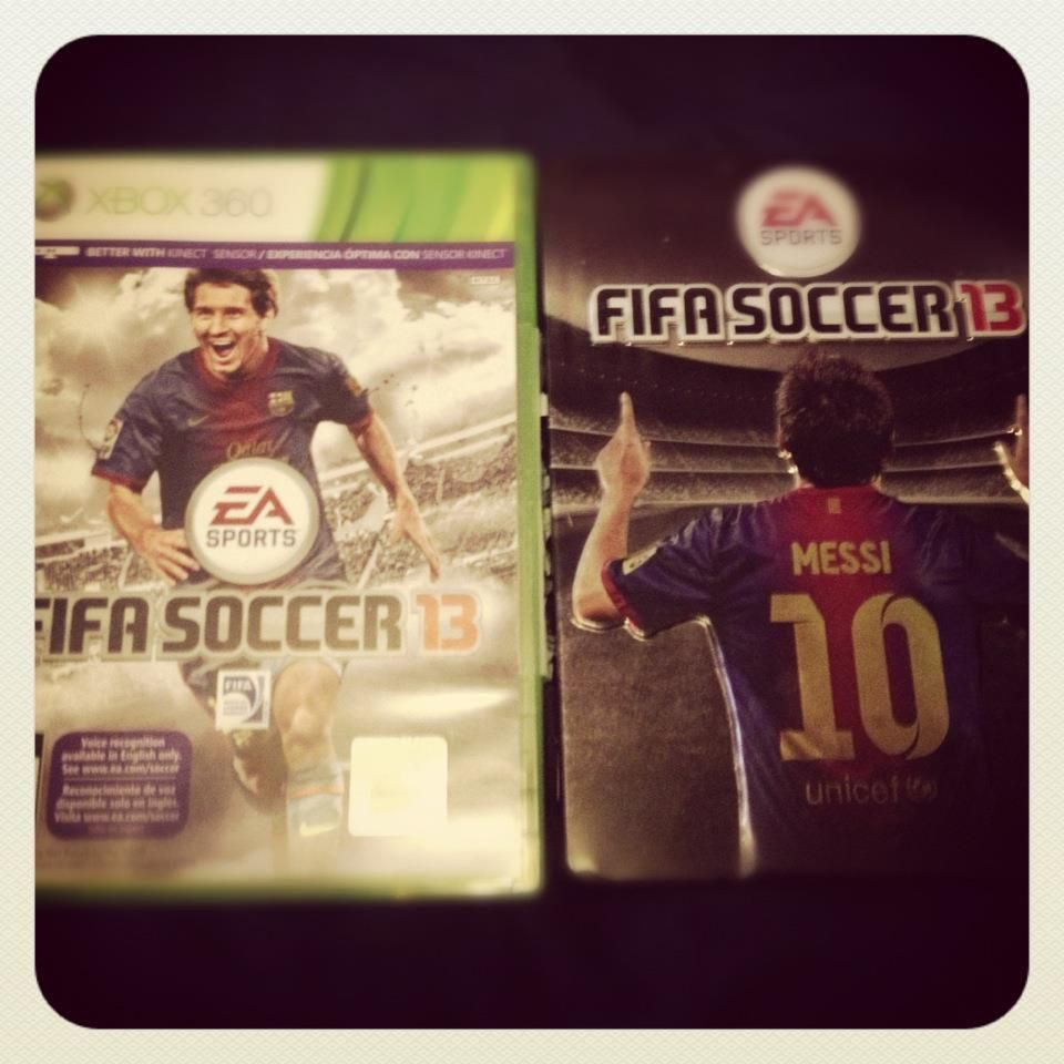 Thought on and review for FIFA 13