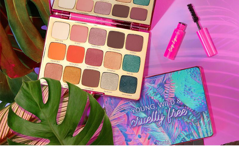 Tarte Unleashed Eyeshadow Palette, Highlighter and New Summer 2019 ...