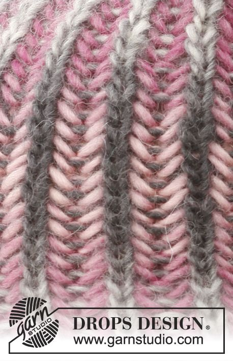 Gratis strikkeopskrift | inspiration | Pinterest | Patrones, Puntos ...