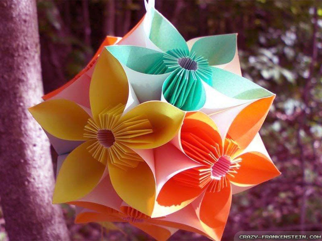 Best Art Of Origami Flower Instructions Art Pinterest Origami