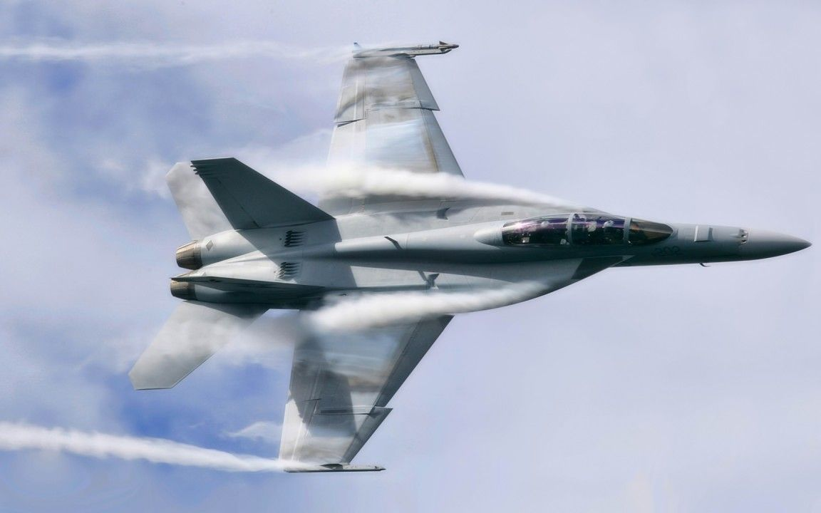 f 18 super hornet wallpaper | 18e-f-super-hornet-1080i-condensation