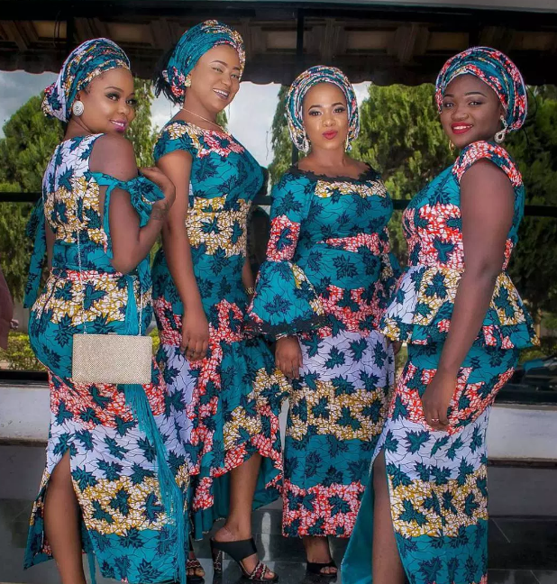 Latest Ankara Aso Ebi Styles 2019 For Modern Ladies -Best